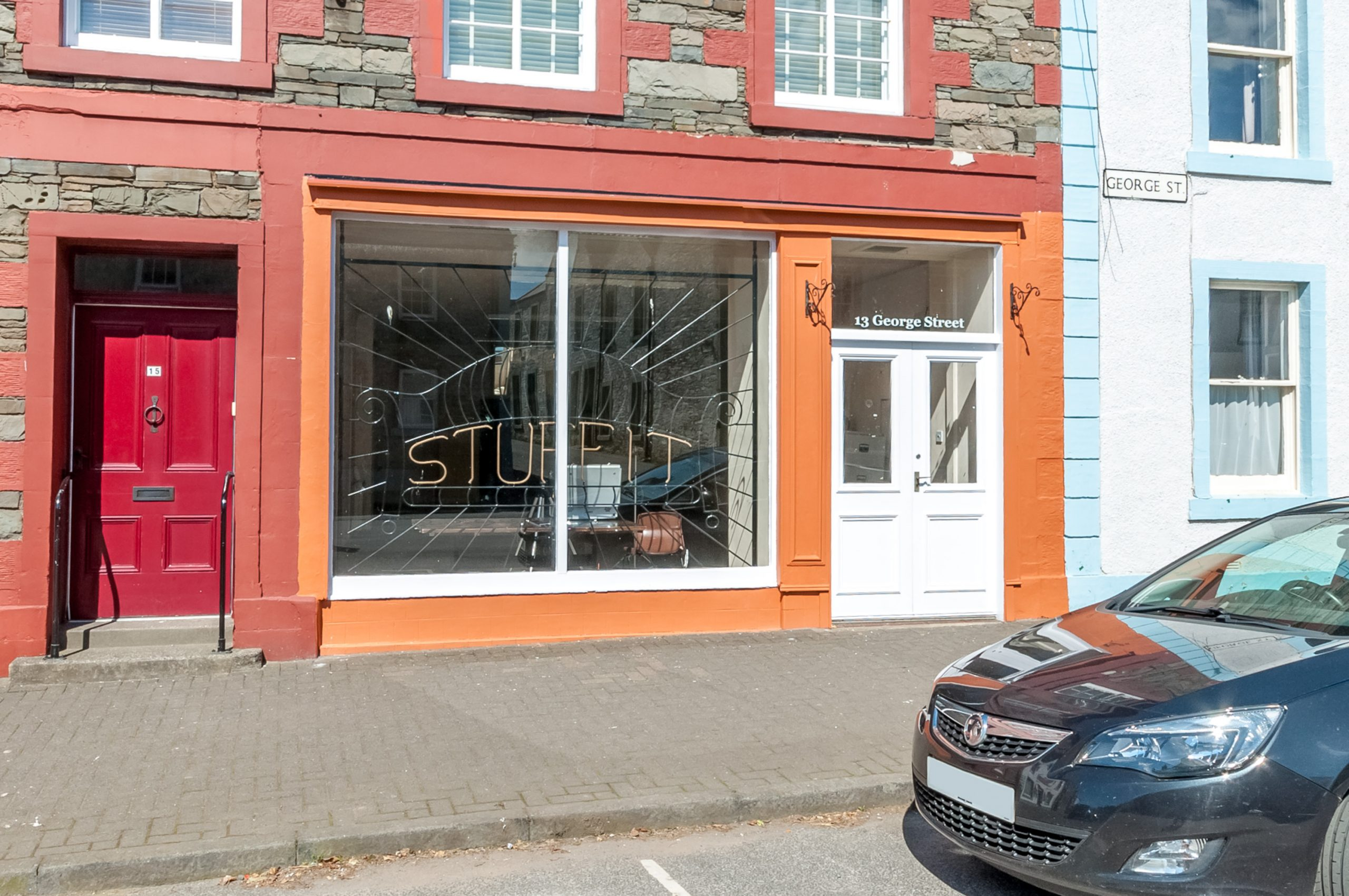 Shop Premises, 13 George Street, Whithorn, DG8 8NS