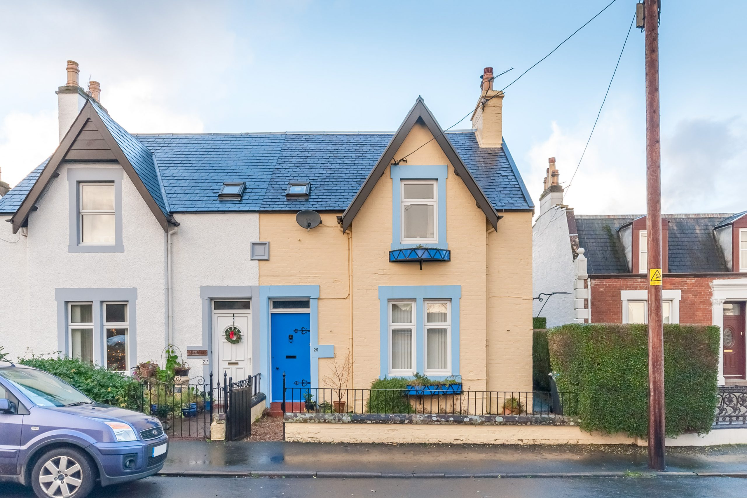 25 Station Road, Newton Stewart, DG8 6LJ