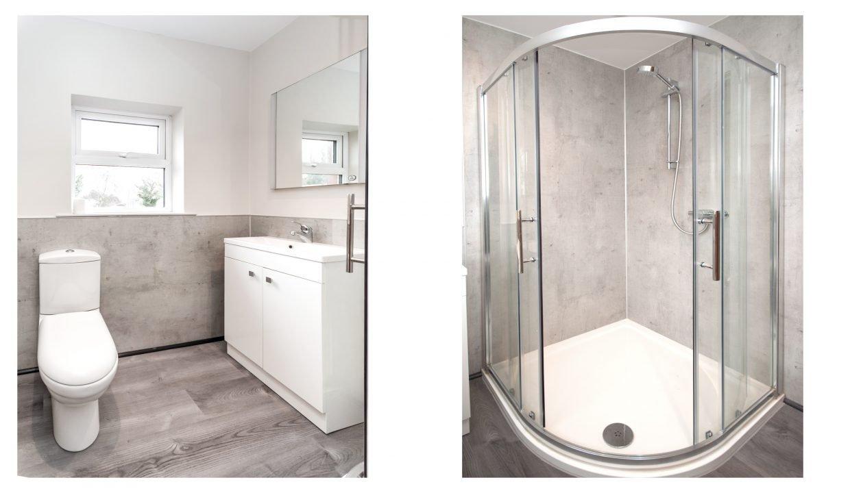 28 Bank Street - Shower Room