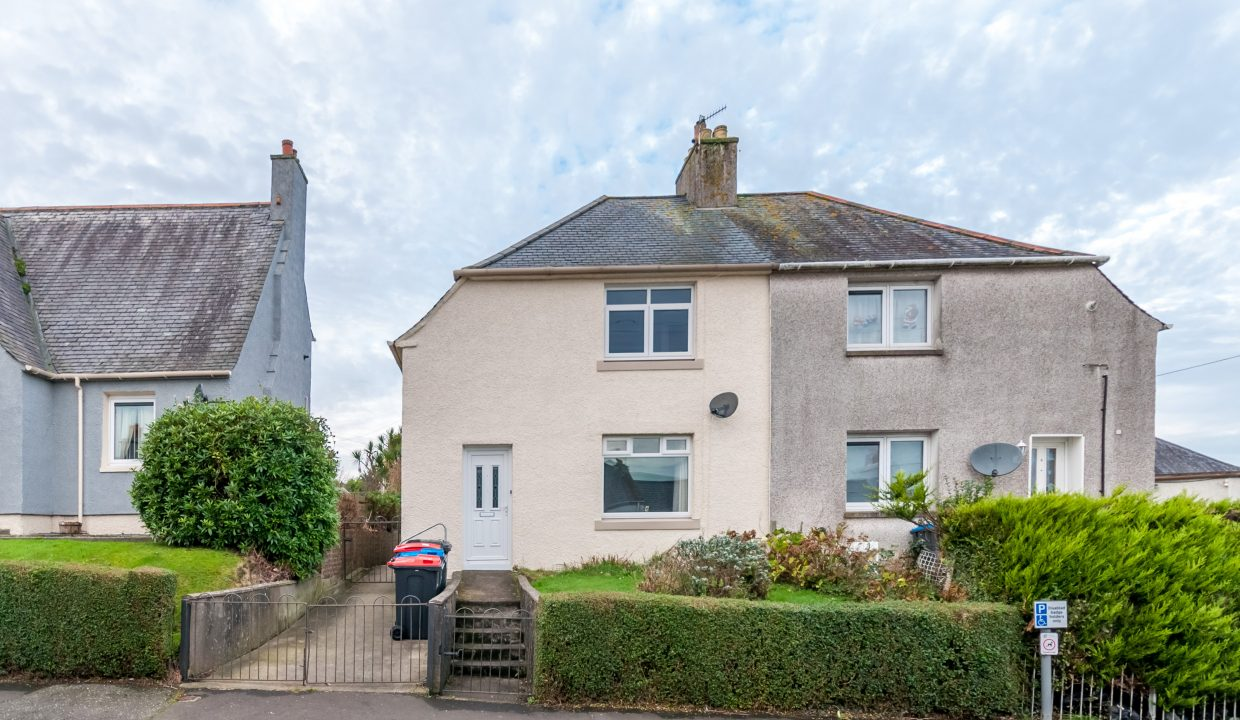 3 Broomfield Gardens Front View 2