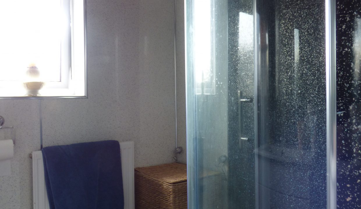 4 Corvisel Court Shower Room View 2
