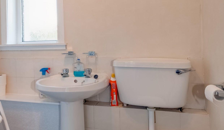 4 Cree Houses Millcroft Road Minnigaff Shower Room View 1