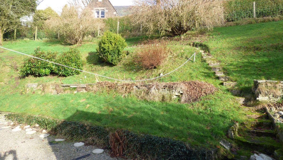 4 Penkiln Court Rear Garden View 1