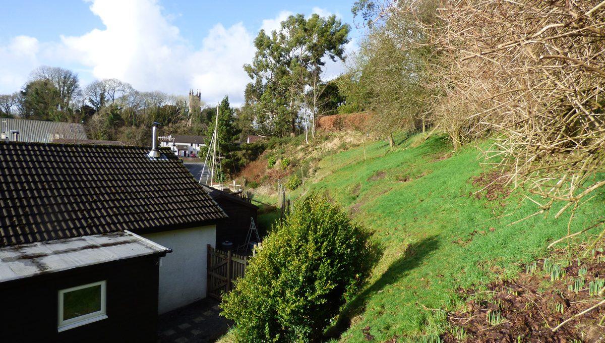 4 Penkiln Court Rear Garden View 2