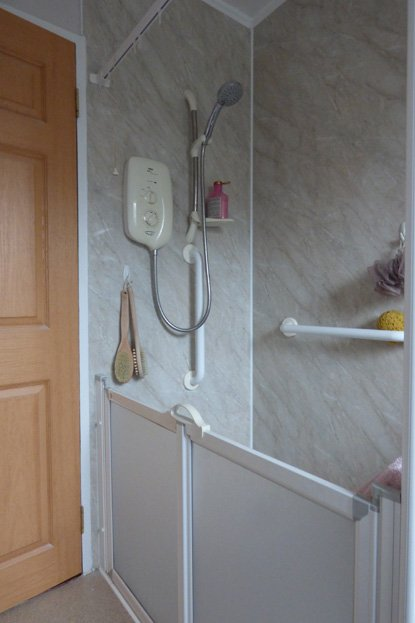 5 Lilico Loaning Shower Room View 2