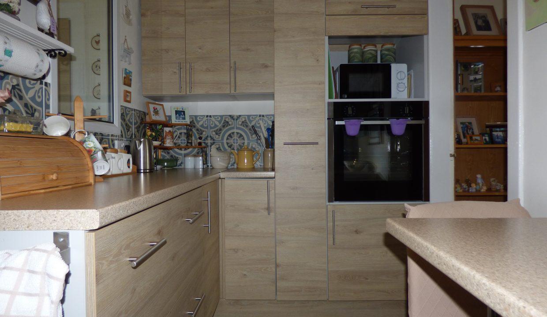 6 silver st - Kitchen view 1