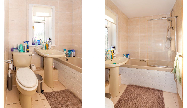 8 Corvisel Court Bathroom