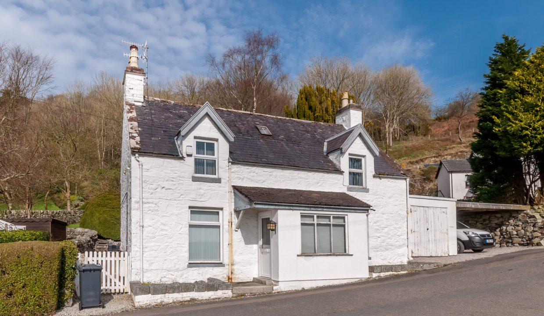 Ash Cottage Front
