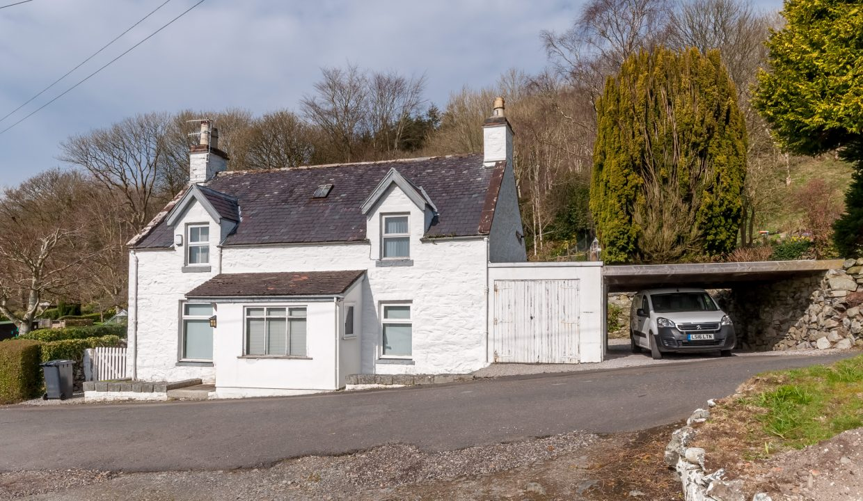Ash Cottage Front view 2