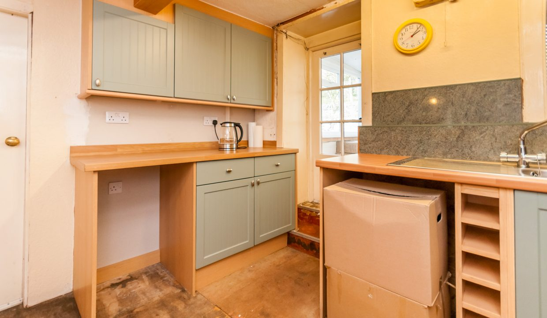 Ash Cottage Kitchen view 1