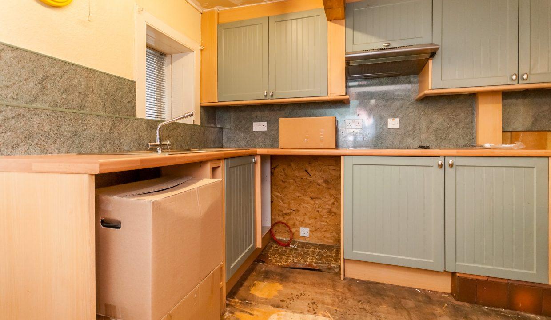 Ash Cottage Kitchen view 2
