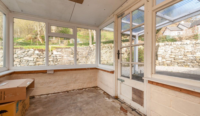 Ash Cottage Rear Porch