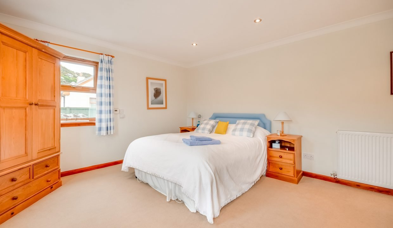 Caladh Phorst - Bedroom 1 View 2