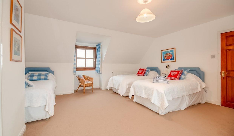 Caladh Phorst - Bedroom 3 View 2