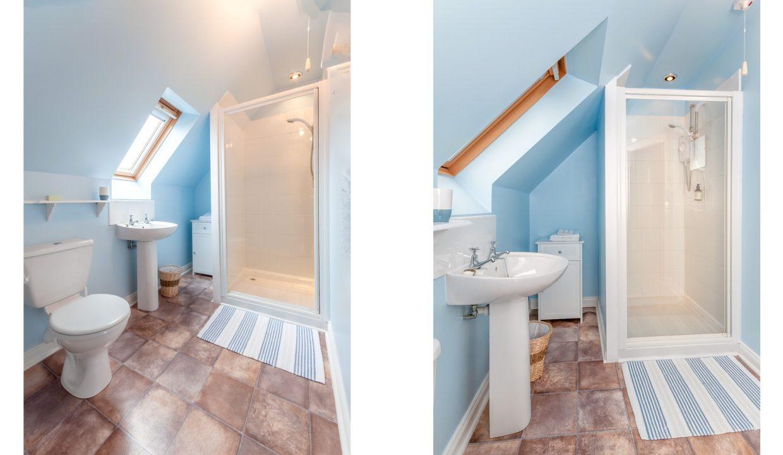Caladh Phorst - Shower Room 1