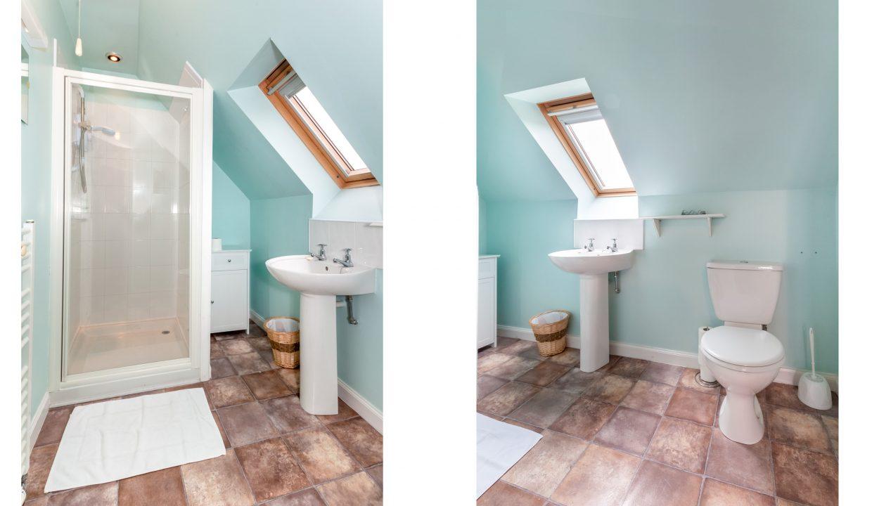 Caladh Phorst - Shower Room 2