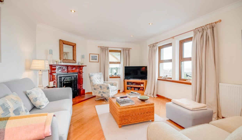 Caladh Phorst - Sitting Room view 1