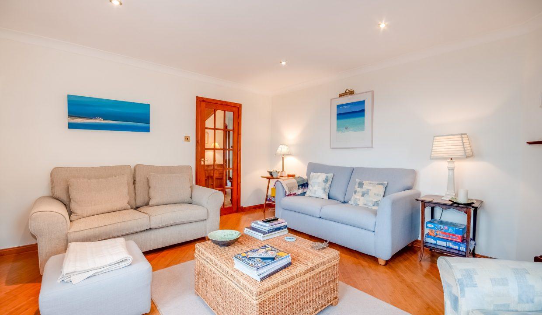 Caladh Phorst - Sitting Room view 2