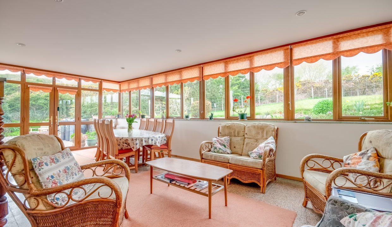Cherrytrees Sun Lounge View 1