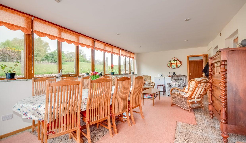 Cherrytrees Sun Lounge View 2