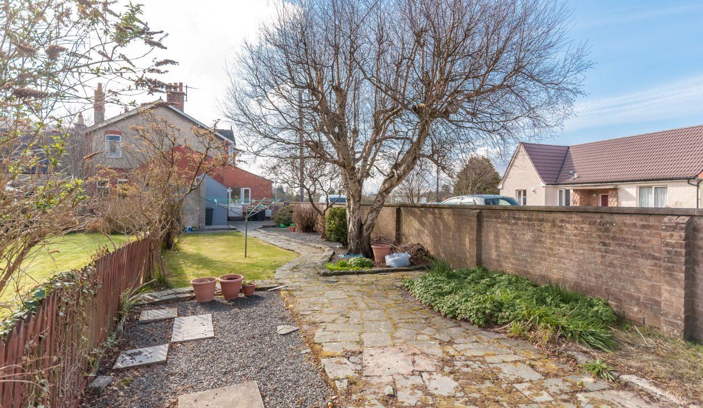 Cumberland House Garden 1