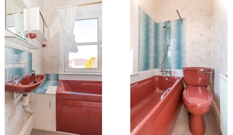 Cumberland House bathroom