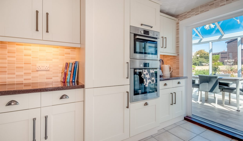 Drumwherry Kitchen View 1