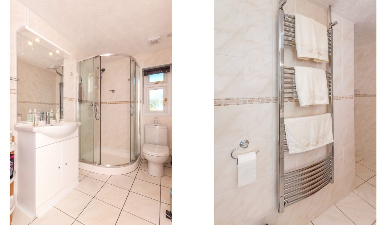 Drumwherry Shower Room