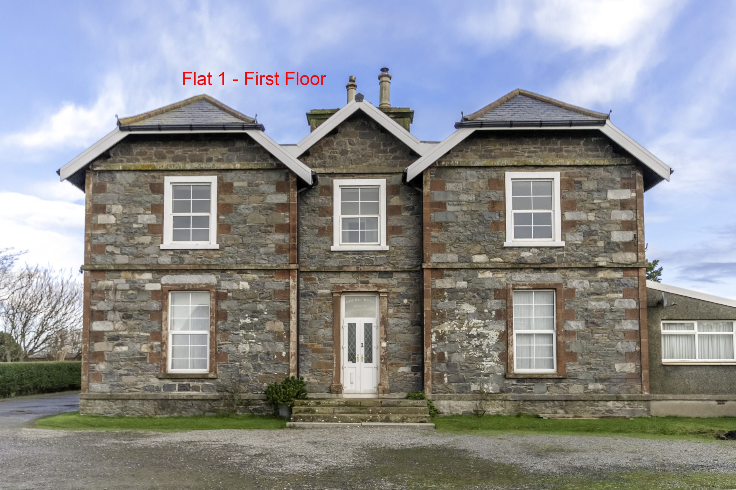 Apartment 1 Up, Dourie Bank House, Port William, DG8 9SN