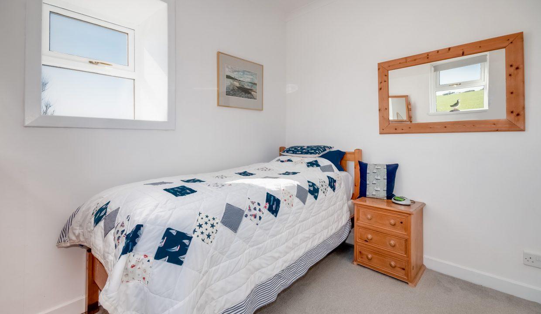Glen Auchie Bedroom 2 View 1