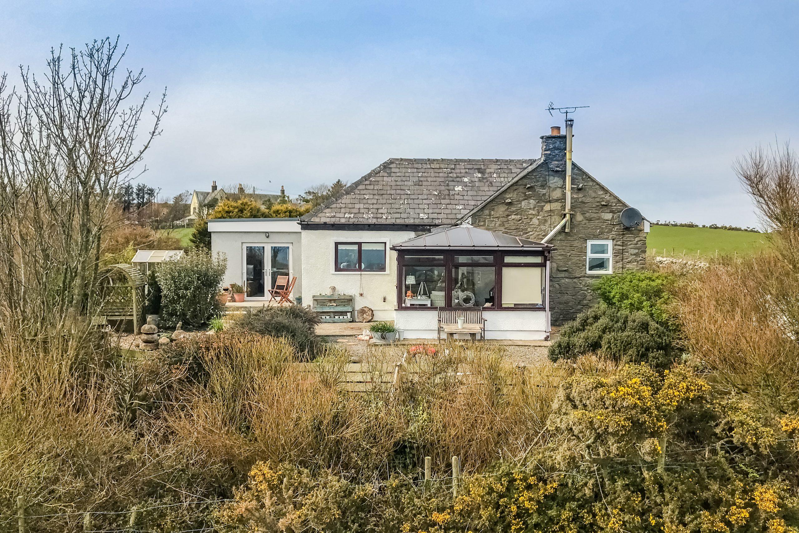 Glen Auchie Cottage, Drummore, DG9 9HP