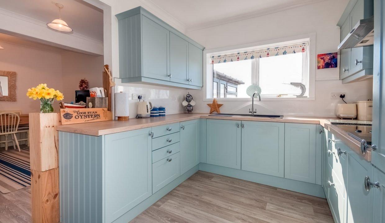 Glen Auchie Kitchen View 1
