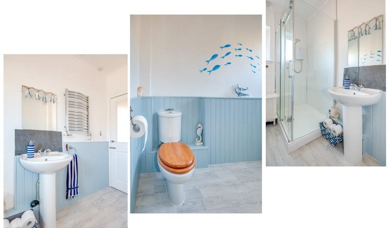 Glen Auchie Shower Room