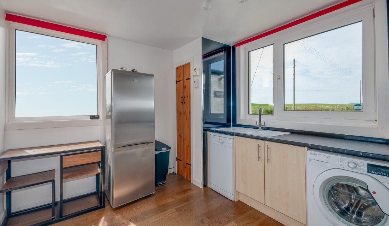 Kenmuir Cottage Kitchen View 2
