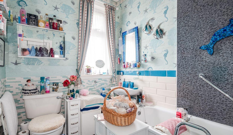 Lisieux Bathroom view 1
