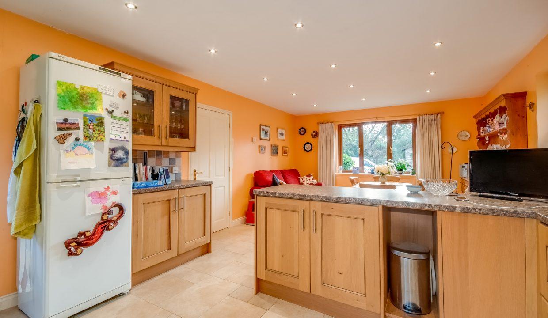Little Eden Kitchen View 2
