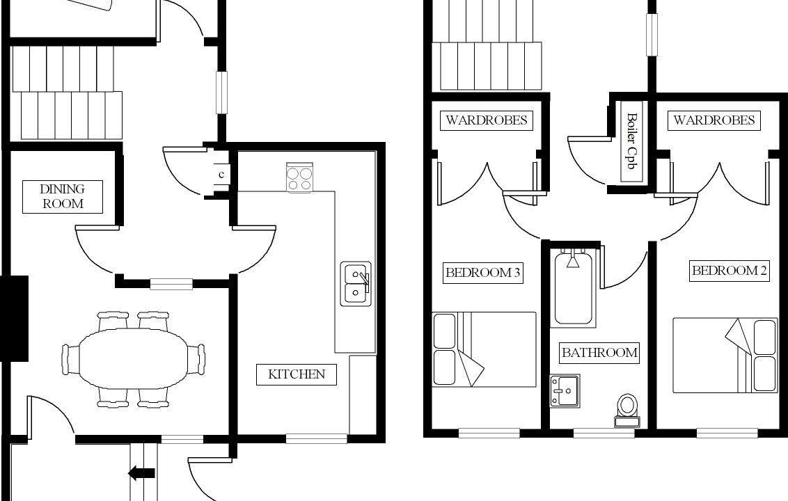 2a Riverside Road - Floorplan