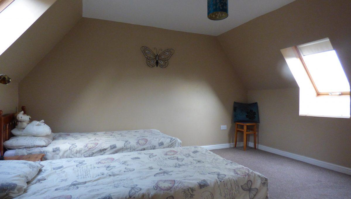 White Rose Croft - Bedroom 2