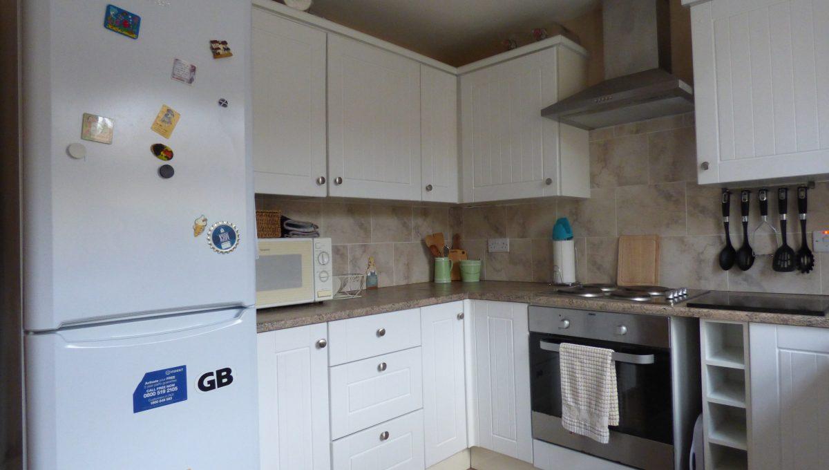White Rose Croft - Kitchen view 2