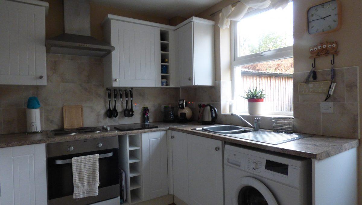 White Rose Croft - Kitchen view 1