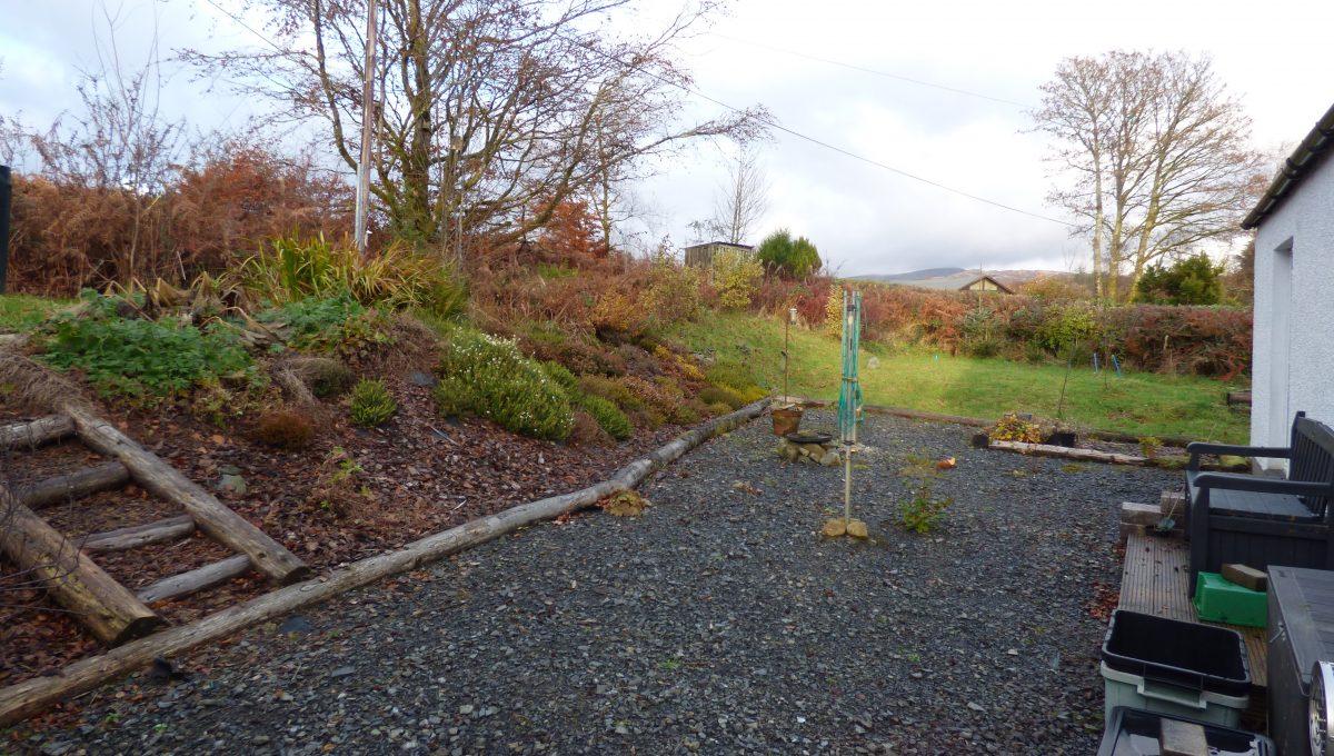 White Rose Croft - Garden view 1