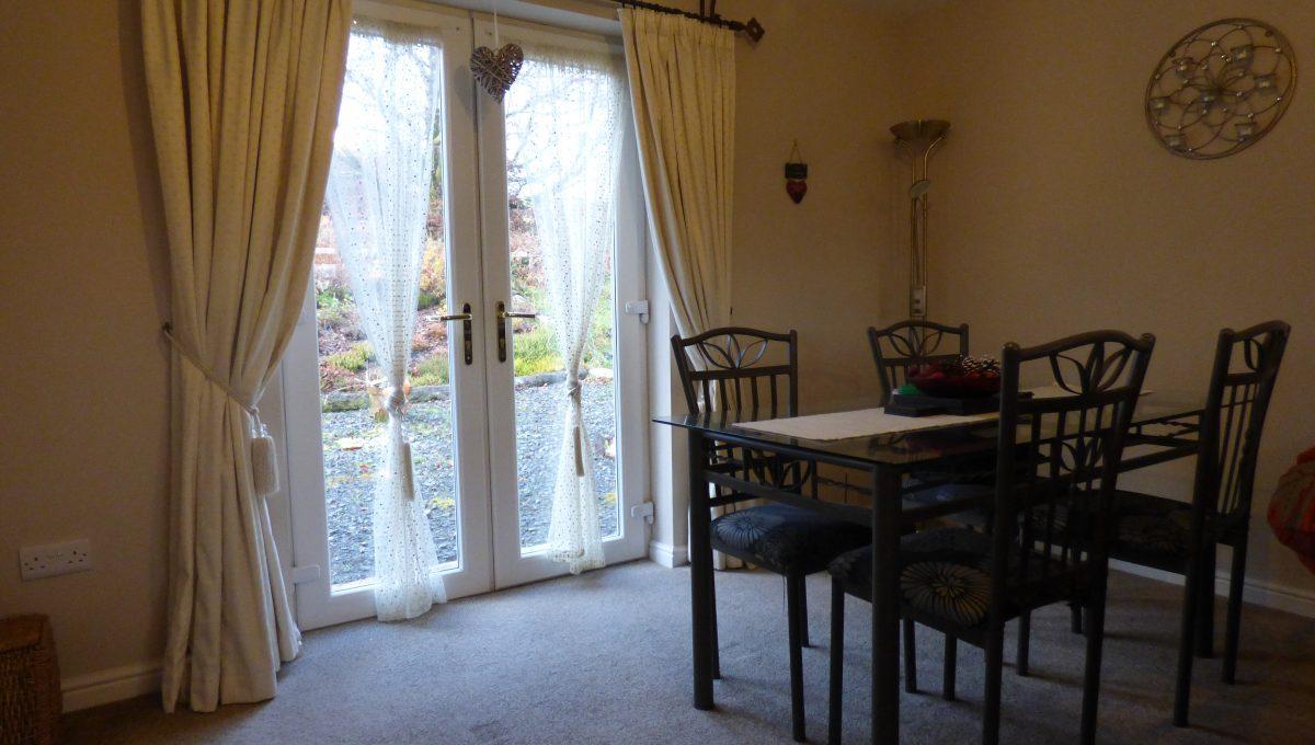 White Rose Croft - Dining area