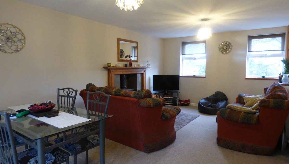 White Rose Croft - Sitting room view 1