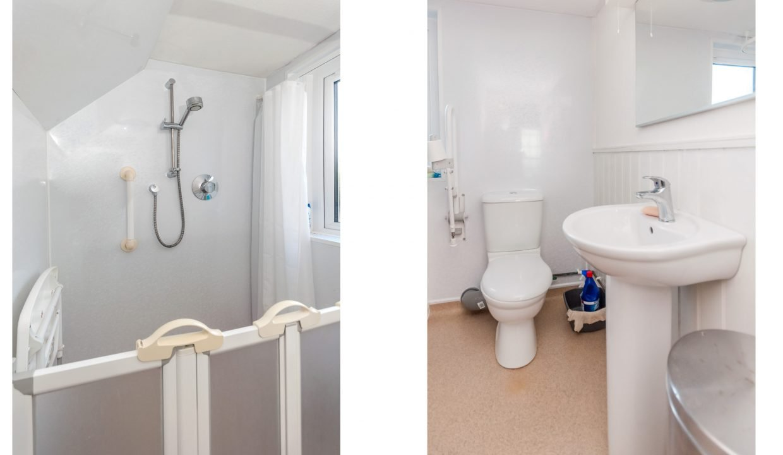 Rhinsdale Stair Street Drummore Downstairs Shower Room