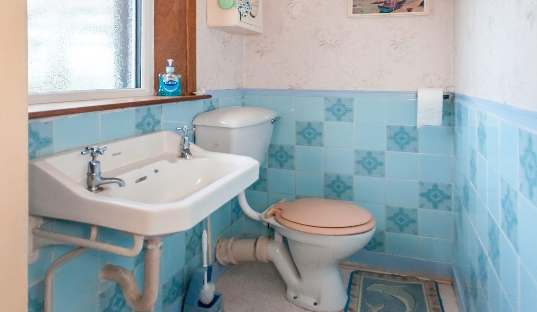 Rhinsdale Stair Street Drummore Washroom