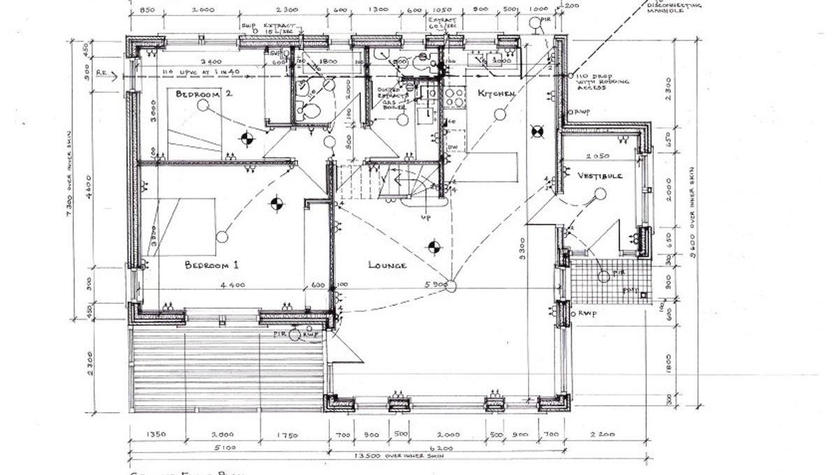 Rowallan Building Plot Ground Floor Plan