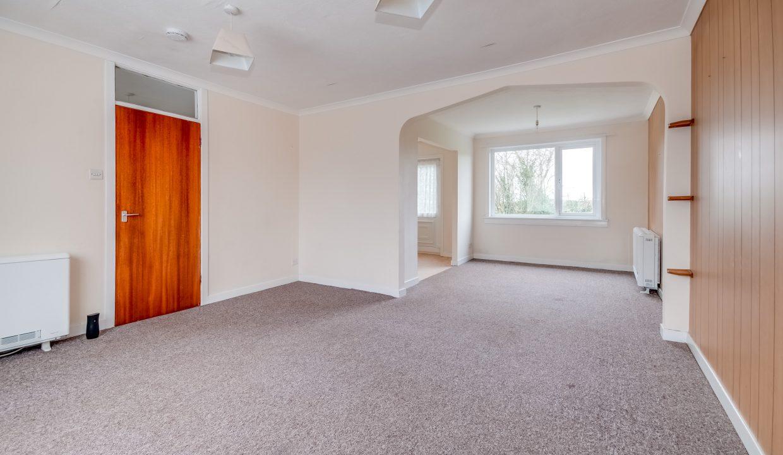Southfield Living Area View 1
