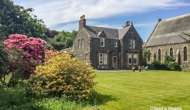 St Johns House - Garden