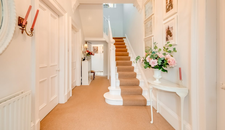 St Johns House - Hallway View 1