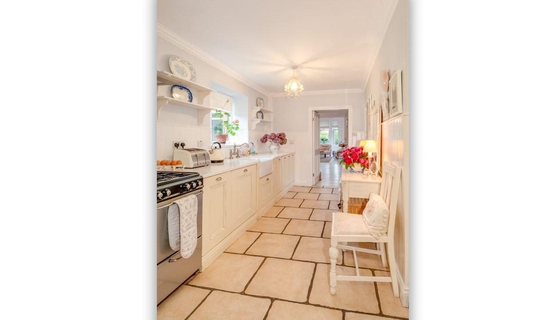 St Johns House - Kitchen view 4